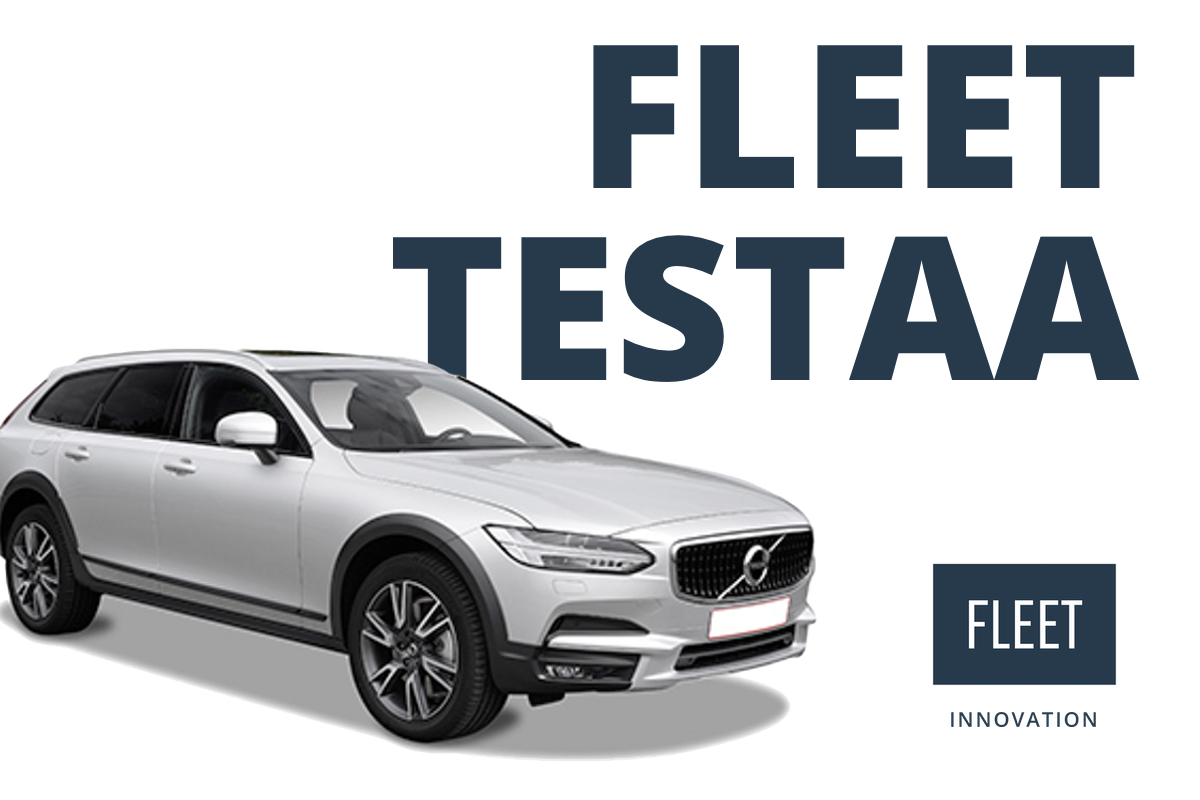 Volvo V90 T5 AWD cross country koeajo