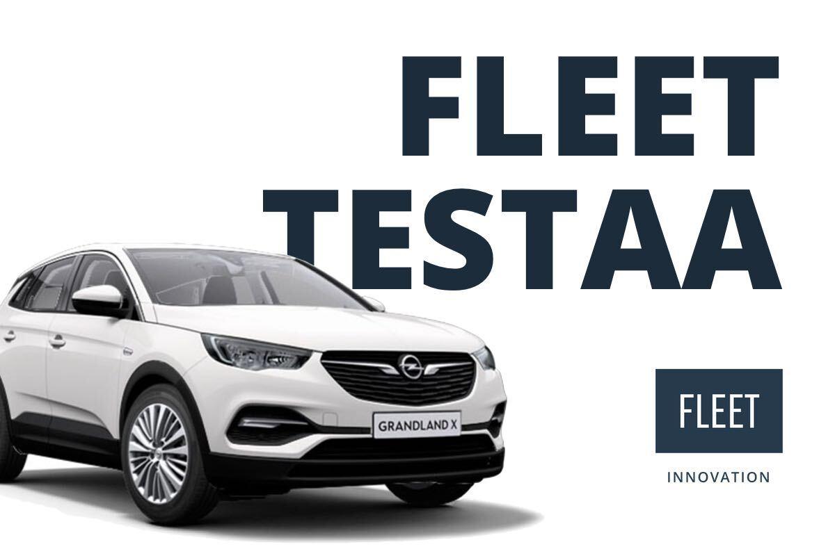 Opel Granland X PHEV Executive koeajo