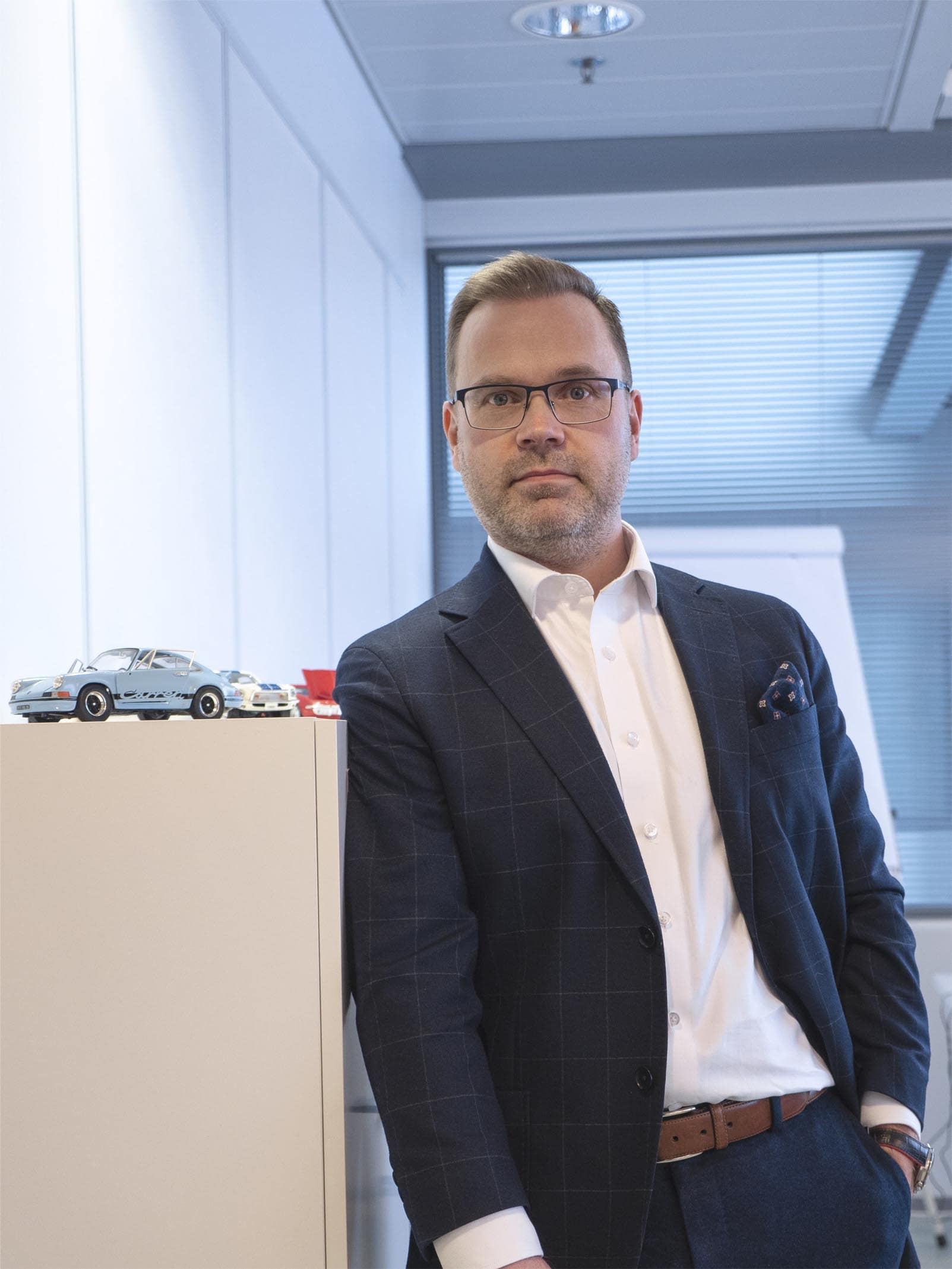 Sakari autot fleet innovation